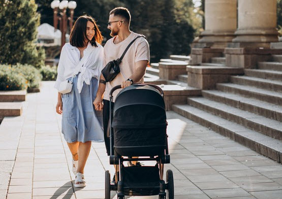 The Best Transport Options for Young Parents