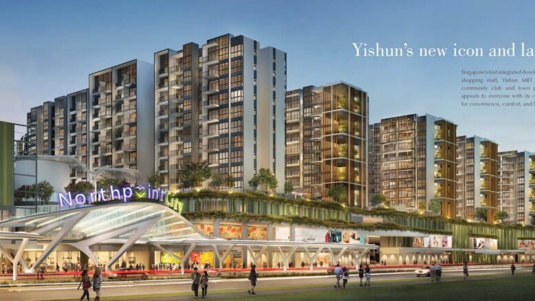Yishun EC by Sing Holdings Located near to Northpoint City
